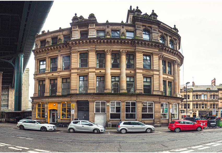 Queen Street Newcastle Upon Tyne, 2 Bedrooms  Apartment - conversion ,For Sale